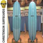 [送料無料]CHRISTENSON クリステンソン サーフボード CALIFORNIA PIN 9'4 (Ice Blue バフ仕上げ ツヤ有り) カリフォルニアピン ロングボード