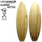 [送料無料]FIREWIRE SURFBOARDS ファイヤーワイヤー サーフボード Rob Machado ALMOND BUTTER アーモンドバター ショートボード