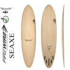 [送料無料]FIREWIRE SURFBOARDS ファイヤーワイヤー サーフボード SEAXE 7.2 7.6 Timber Tek ティンバーテック ファンボード