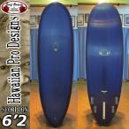 ドナルドタカヤマ スコーピオン サーフボード HPD ハワイアンプロデザイン SCORPION 6'2 [DEEP BLUE] ショートボード