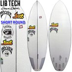 [5'4のみ即出荷可能] 2017 Lib Tech リブテック SHORT ROUND ショートラウンド LOST ロスト サーフボード ショートボード MATHEM メイヘム Mat Biolos
