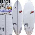 Lib Tech リブテック PUDDLE JUMPER パドルジャンパー LOST ロスト サーフボード ショートボード MATHEM メイヘム Mat Biolos