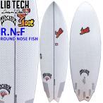 Lib Tech リブテック ROUND NOSE FISH REDUX ラウンドノーズフィッシュ LOST ロスト サーフボード ショートボード MATHEM メイヘム Mat Biolos