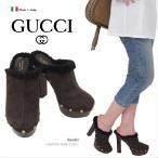 ショッピングサボ グッチ GUCCI 靴 レディース サンダル ダークブラウン (269724 BJl00 2140 DB)