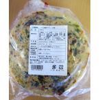徳山物産) ニラ海鮮チヂミ 160g×5枚 業務用(冷凍) カリっと中はふわふわ 具だくさんチヂミ