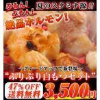 【送料無料】2セット購入で3500円!ぷりっぷりホルモン焼セット!激安!!2個購入でさらにタレも3種類付けちゃいます!