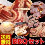お中元 御中元 よくばりBBQセット 焼肉 BBQ 送料無料 冷凍