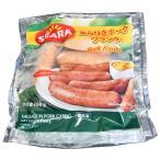 ■品名 ポークソーセージ(フランクフルト) 加熱食肉製品(加熱後包装)  ■原材料名 豚肉、豚脂肪、でん粉、食塩、糖類(砂糖、...