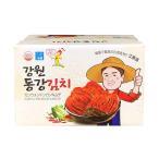 江原道 ドンガンキムチ 10kg(5kg×2袋)業務用 冷蔵便 韓国産キムチ 白菜キムチ ポギキムチ【明日つく対応】