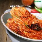 自家製キムチ 韓国キムチ 白菜 500g お試し