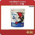 韓国のり ふりかけ 韓国海苔 韓国ノリ ジャバンのり シーフード味 40g 宗家