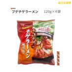 農心 プデチゲラーメン 4袋パック 韓国ラーメン