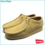 CLARKS WALLABEE LOクラークス ワラビー ロー MAPLE  SUEDE 26103760