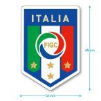 ショッピングイタリア イタリア代表 ミニステッカー(携帯シール)