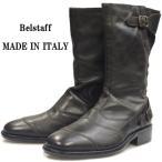ベルスタッフ バイカーブーツ Belstaff ROADMASTER ロードマスター (アンティークブラック)  ブーツ 本革 メンズ 黒 バイカー ファッション 送料無料