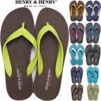 ヘンリーヘンリー HENRY&HENRY FLIPPER フリッパー サンダル ビーチサンダル イタリア製