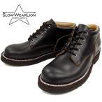 スローウェアライオン SLOW WEAR LION OB-8958HT ブラック ブーツ メンズ オックスフォード
