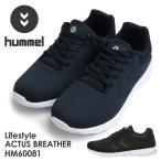 スニーカー hummel ヒュンメル レディース ACTUS BREATHER HM60081  スポーツ カジュアルシューズ