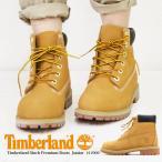 ブーツ レディース ティンバーランド Timberland レザーブーツ 6inch Premium Boots 12909
