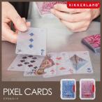 キッカーランド トランプ KIKKERLAND ピクセルカード Pixel Cards