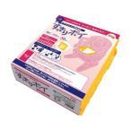 (まとめ)アロン化成 ポータブルトイレ用処理袋すっきりポイ イエロー 533-226 1パック(30枚) 〔×3セット〕