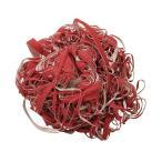 (まとめ)アサヒサンレッド 布たわし サンドクリーン 小 中目 赤 1個 〔×10セット〕
