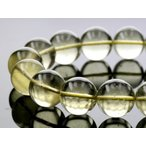 最高級【プレミアム】 リビアングラス ブレスレット 14mm玉 No.18 パワーストーン 天然石