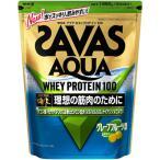 ザバス SAVAS  アクアホエイプロテイン100 クエン酸 グレープフルーツ風味 90食分  1 890g