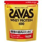 ザバス ホエイプロテイン100 ココア味<120食分> 2,520g