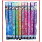 【送料込み】ディズニー/ルーニーテューンズ DVD10枚/全80話