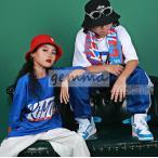 ショッピングキッズ キッズ ダンス衣装 ヒップホップ HIPHOP 子供 男の子 女の子 ダンス トップス tシャツ ダンスパンツ ダンス衣装 ジャズダンス
