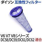 ダイソン 掃除機 コードレス 互換フィルター dyson フィルター V6 V7 V8 DC58 DC59 DC61 DC62 適合 交換パーツ