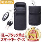 スマートキーケース リレーアタック 防止 車 チェーン付き キーケース 鍵 電波遮断 盗難防止 RFID スキミング防止