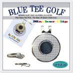 ☆【送料メール便対応】 BLUE TEE GOLF(ブルーティーゴルフ)マーカー クリップ(台座)マグネット ボールマーカークリップJJ-58 【Tokyo新橋店】