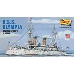 プラッツ HL402 1/240 アメリカ海軍 防護巡洋艦 オリンピア◆安心・丁寧◆