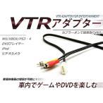 VTR入力アダプター ダイハツ KVN-5060 外部入力 ディーラーオプションナビ用