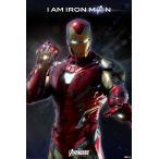 アイアンマン I AM IRONMAN. 輸入ポスター MARVEL 61cm x 91.5cm
