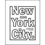 【ニューヨーク】ポストカード