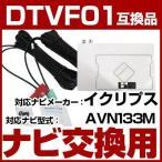 AVN133M 対応 ワンセグTV・GPSフィルムアンテナ ポイント消費