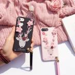 iPhone8 iPhone7 iPhone10 ケース ソフトケース シリコン アイフォン 7 6s 6Plus カバー キラキラ