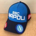 ナポリ NAPOLI サッカー 公式グッズ ベースボールキャップ カッパ Kappa