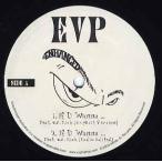 "EVP feat B.C. Rich - IF U WANNA... 12""  US  2003年リリース"