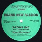 S-TONE INC / VIBRAZIONI PRODUCTIONS - HEARTBREAKER / LIFE-REMIX (Brand New Passion) 12