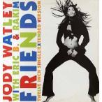 """JODY WATLEY feat Eric B & Rakim - FRIENDS / PRIVATE LIFE (UK) 12"""" UK 1989年リリース"""