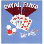 ROYAL FLUSH - HOT SPOT LP US 1980年リリース