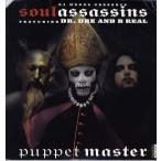 DJ Muggs presents SOUL ASSASSINS feat Dr Dre & B Real - PUPPET MASTER 12