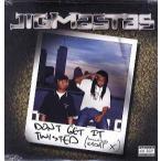 "JIGMASTAS feat Sadat X - DON'T GET IT TWISTED 12"" US 2001年リリース"