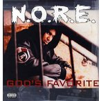 N.O.R.E. - GOD'S FAVORITE 2xLP US 2002年リリース