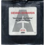 """DENNIS EDWARDS - Don't Look Any Further (The T&F 1998 Remixes) 2x12"""" ITL 1998年リリース"""