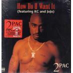 2PAC feat KC & JoJo - How Do U Want It / California Love / Hit'Em Up EP US 1995ǯ����
